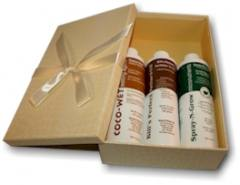 Gift set fertilizer